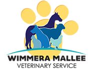 Wimmerra Malle Veterinary Service: Footer logo